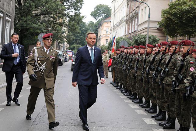 Praktycznie przesądzone jest przemówienie na początku marszu prezydenta Andrzeja Dudy.