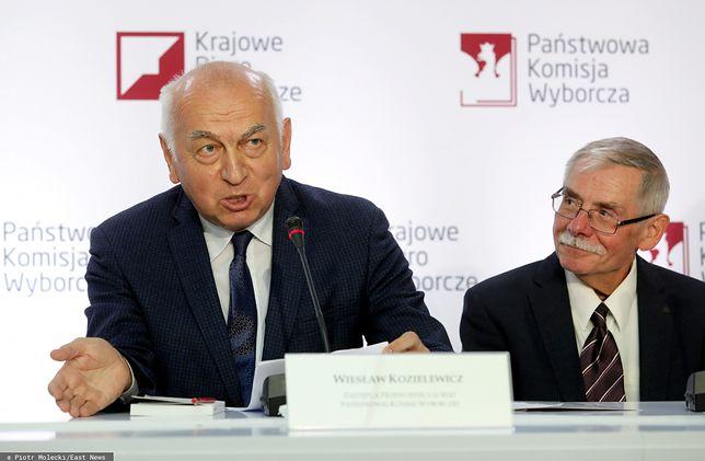 Wiesław Kozielewicz nowym szefem PKW