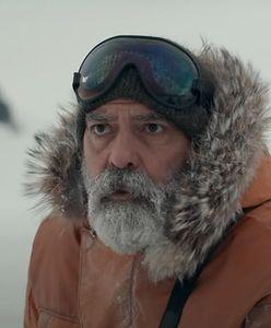 """""""Niebo o północy"""": Zarośnięty George Clooney oczekuje apokalipsy [RECENZJA]"""