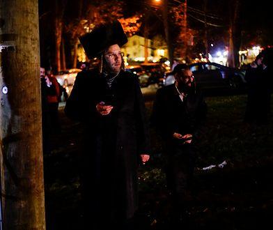 Atak nożownika przy synagodze w USA. Ranni w stanie krytycznym