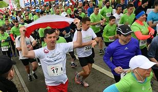 Bieg Konstytucji: Jastrzębski i Bernardelli najszybsi na 5 km
