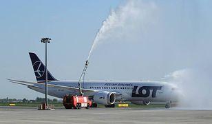 Polski Dreamliner uziemiony w Toronto. Trafił go piorun