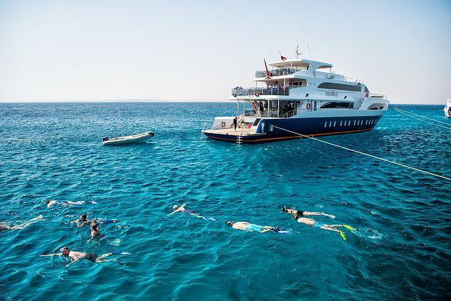 Warto wyskoczyć na nurkowanie w Egipcie zimą