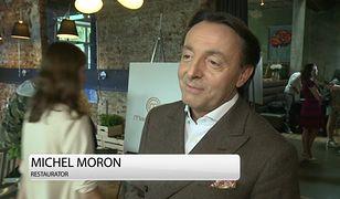 Michel Moron: Grażyna Kuroń jest mega dziewczyną i świetnie gotuje