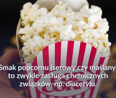 Gotowy popcorn – co w nim siedzi?