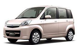 Nowe Subaru: Stella