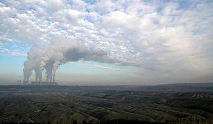 Emisja tlenków węgla spada, ale nadal jest bardzo źle