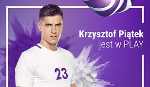 Krzysztof Piątek przeszedł do Play i promuje HomeBox