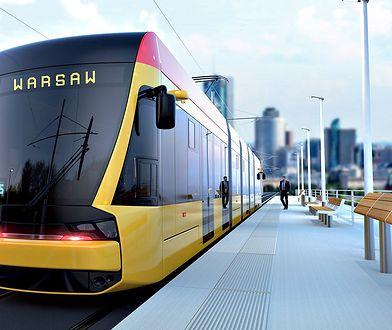 Warszawa będzie pierwszym miastem, w którym pojadą nowe tramwaje Hyundaia