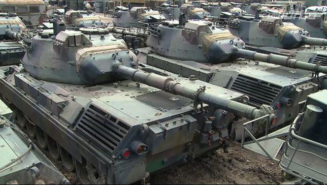 Możesz kupić sobie własny czołg! Wystarczy pojechać pod Warszawę