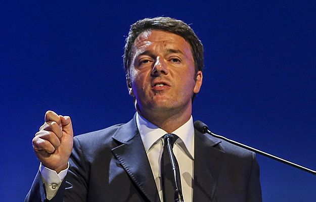 Premier Włoch Matteo Renzi: budowa UE przeciw Rosji to tragiczny błąd