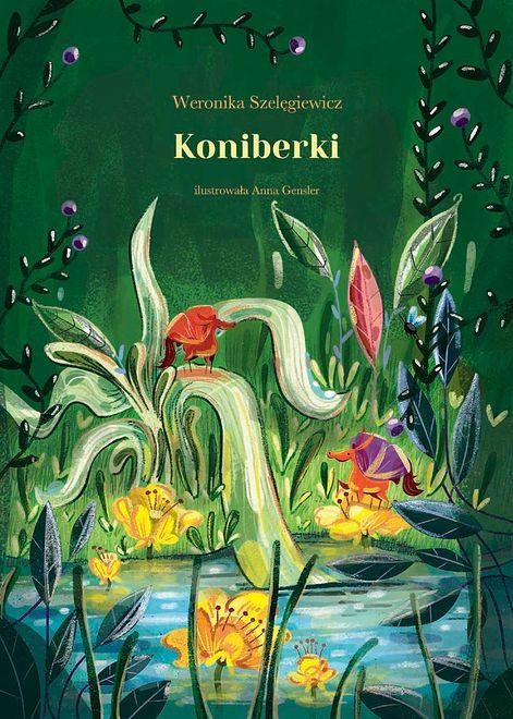 Nowe nazwisko w polskiej literaturze dla dzieci