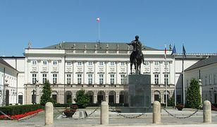 Pałac prezydencki w Warszawie
