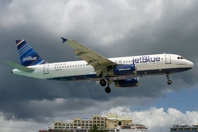 4. JetBlue Airways