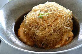 Chiński makaron sojowy