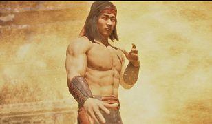 Liu Kang wraca