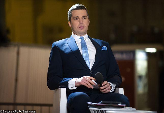 Wojna o Michała Rachonia. W TVP ścierają się dwie grupy wpływu
