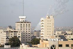 Izrael. Atak lotniczy na Hamas w Strefie Gazy