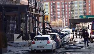 Kosowo. Eksplozja w restauracji w Urosevac. 42 osoby są ranne, w tym 2 dzieci