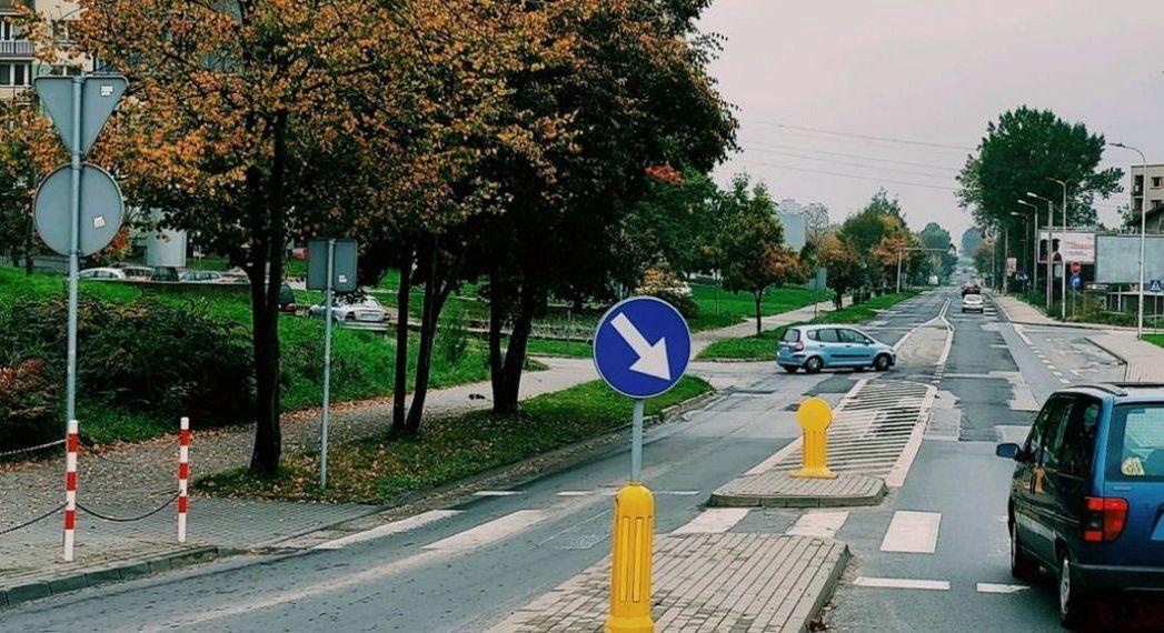 Dąbrowa Górnicza. Przez dwa miesiące przejazd ul. Legionów Polskich będzie utrudniony.