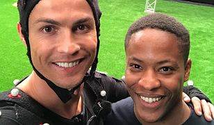 Cristiano Ronaldo pojawi się w grze i będzie kolegą piłkarza, który w rzeczywistości... nie istnieje.
