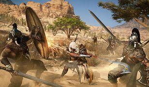 """""""Assassin's Creed"""" jak """"Wiedźmin 3"""". Duże zmiany przez system walki"""