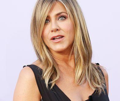 Jennifer Aniston bez stanika. Nie zostawiła wiele dla wyobraźni