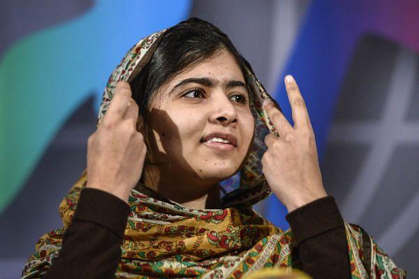Malala oddaje pieniądze na szczytny cel