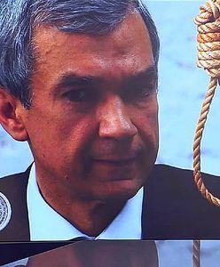 Prezenter TV sugerował szubienicę. Wstrząsająca śmierć białoruskiego opozycjonisty