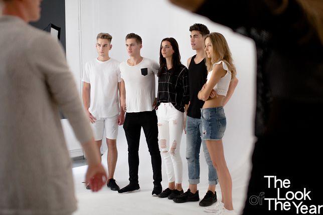 Za kulisami sesji zdjęciowej finalistów The Look of The Year 2018
