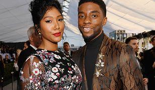 Chadwick Boseman pośmiertnie dostał Złotego Globa. Wzruszające słowa jego żony
