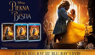 """""""Piękna i Bestia"""" wreszcie na Blu-Ray i DVD. Kinowy przebój zarobił ponad 1,2 mld dolarów"""