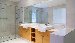 Trendy w nowoczesnej łazience. Zdjęcia