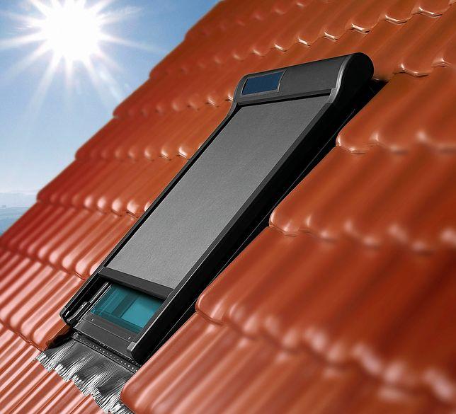 8 razy skuteczniejsza ochrona przed nagrzewaniem. Nowa generacja markiz do okien dachowych AMZ Solar i AMZ Z-Wave