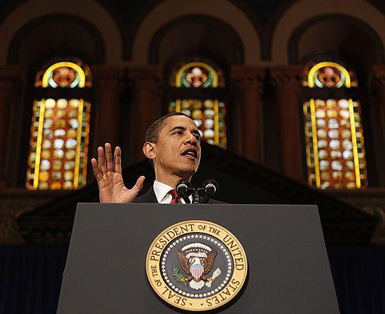 Obama: to jedna największych okropności XX. wieku
