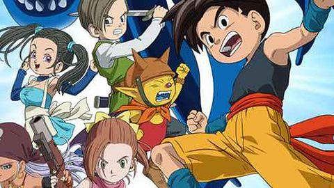 Anime Blue Dragon za darmochę