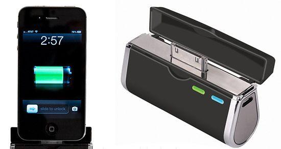 iCharger – przenośna ładowarka do iPhone'a
