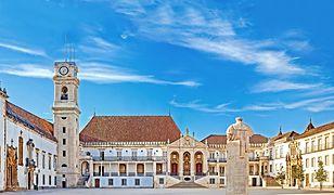 Portugalia - najstarszy uniwersytet na liście UNESCO