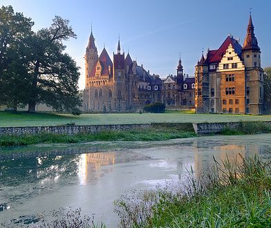 Wakacje dla dwojga. Najbardziej romantyczne miejsca w Polsce