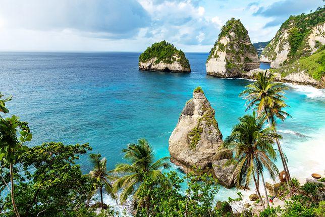 Bali kusi rajskimi widokami