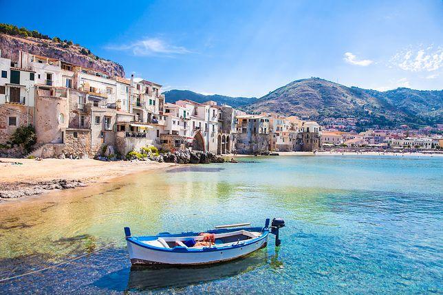 Cefalu to jedna z najbardziej malowniczych miejscowości na Sycylii