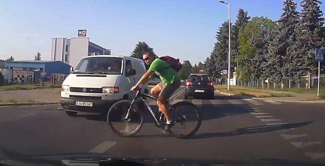 W 2017 roku rowerzyści uczestniczyli w 4212 wypadkach drogowych