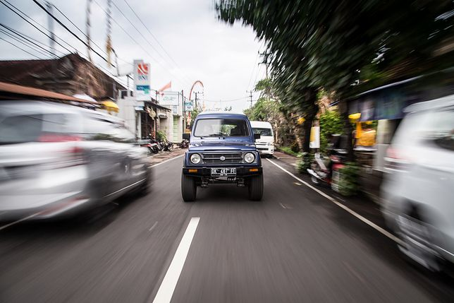 Motoryzacja w Indonezji / fot. Mateusz Żuchowski