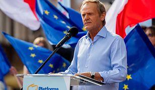 Poseł PiS zasugerował, że Tusk dziękował Niemcom za okupację