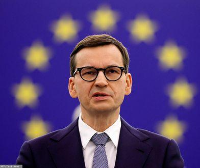 """""""To nie wystarczy"""". Unijny komisarz o zapowiedzi Morawieckiego ws. Izby Dyscyplinarnej"""