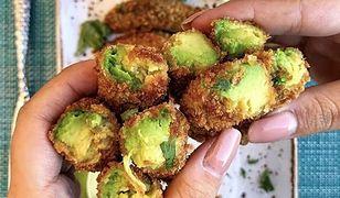 Zielone frytki są zdrowe i mocno owocowe
