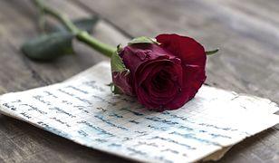 List miłosny to jeden z najpiękniejszych sposobów na wyznanie miłości