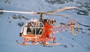 Śmigłowiec Aérospatiale SA 315B Lama