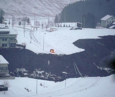 Norwegia. Osuwisko w Ask pochłonęło wiele domów. Zlekceważono raport geologów?