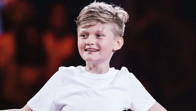 """""""The Voice Kids"""": Szymon wzruszył widzów. Zaśpiewał dla chorej mamy"""